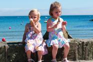 Enjoy a local ice-cream; South Devon activities this summer