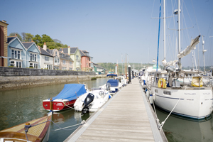 Dart Marina, Dartmouth
