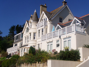 Grafton Towers, South Sands, Salcombe