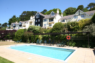 St Elmo Court, North Sands, Salcombe