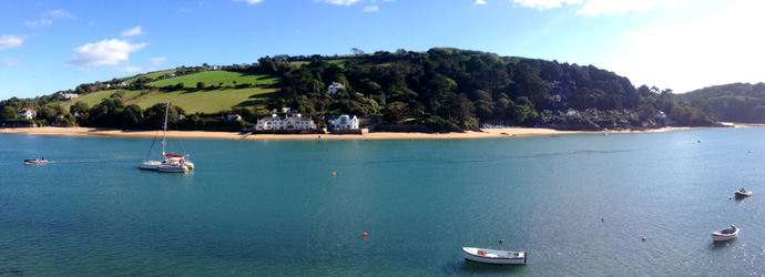 SALCOMBE ESTUARY - OCT 2013