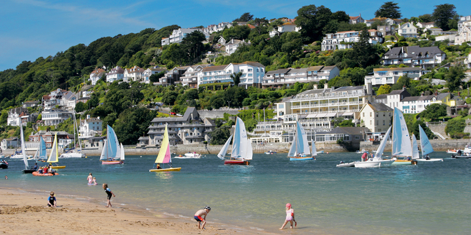 What's on in Salcombe: sailing, live music and more.