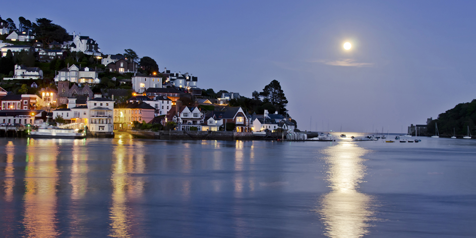 Kingswear at Dusk NS