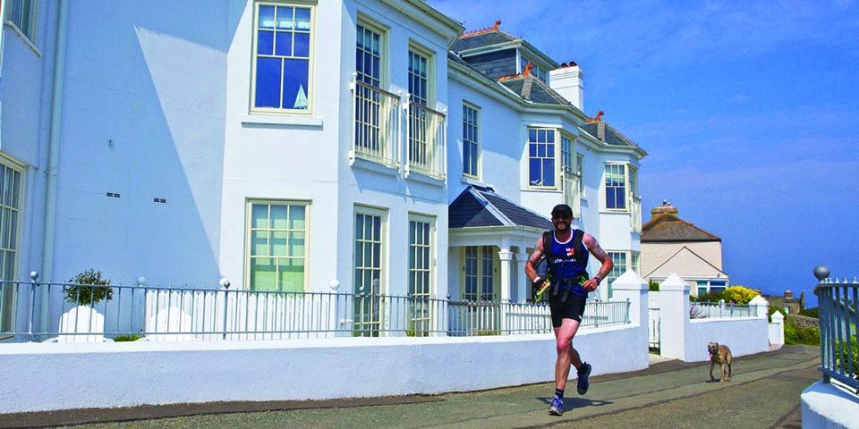 Marathon piece