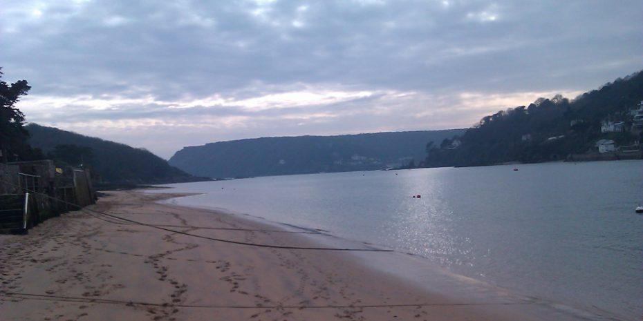 Beach Combing - Rainy Day Activities in South Devon