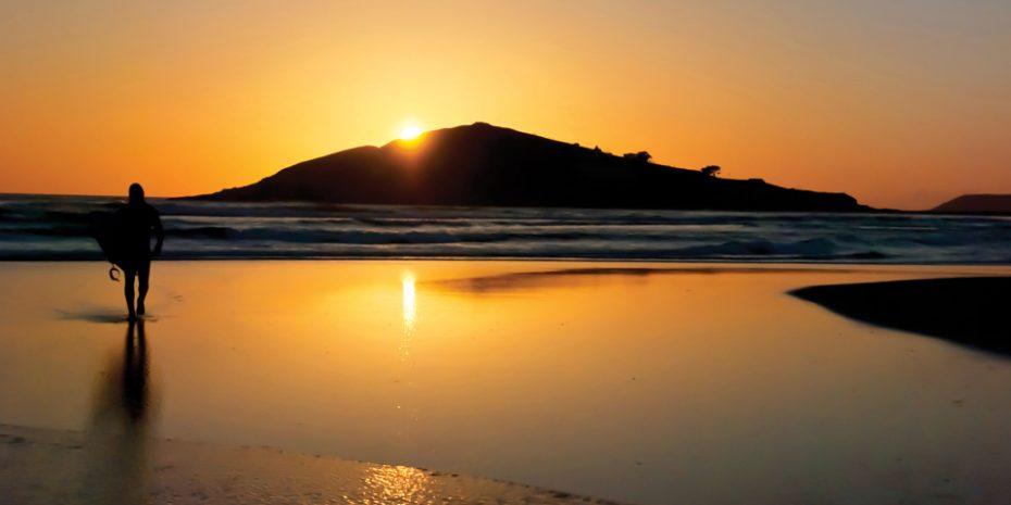 Bantham Sunset - Family Beach Holidays