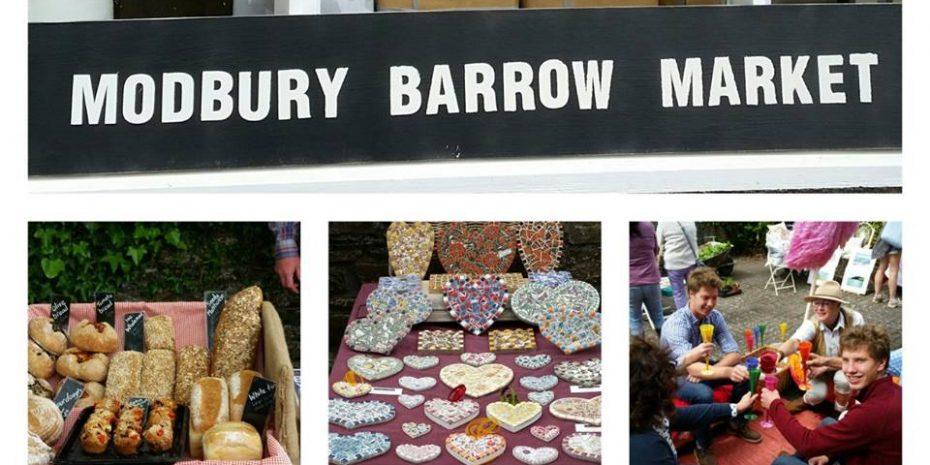 Self-Catering in South Devon - Modbury Barrow Market