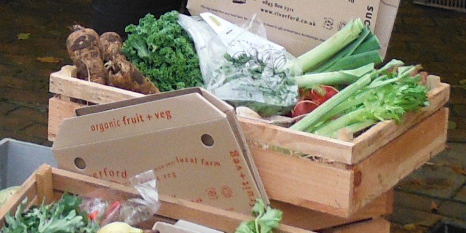 Self-Catering in South Devon - Totnes Good Food Market
