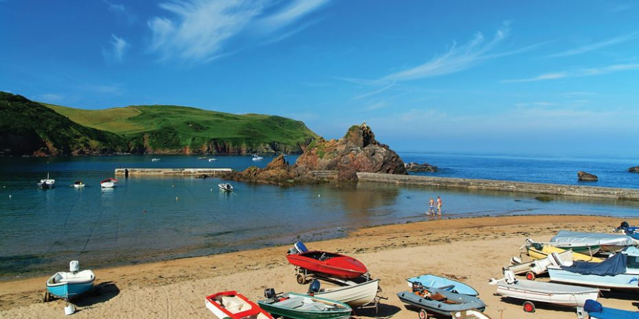 Family Friendly Holidays - Hope Cove Beach