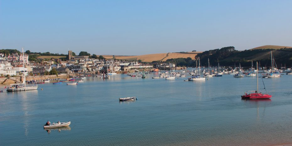 Salcombe retreats by the sea - views of Salcombe from East Portlemouth