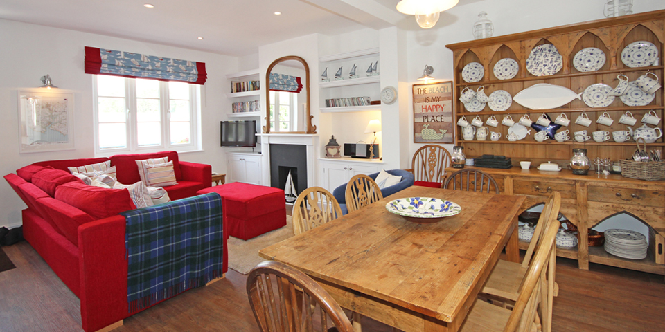 Coast and Country Cottages - Dory Cottage