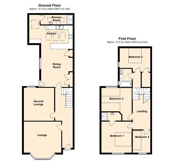 Leylands Floor Plan