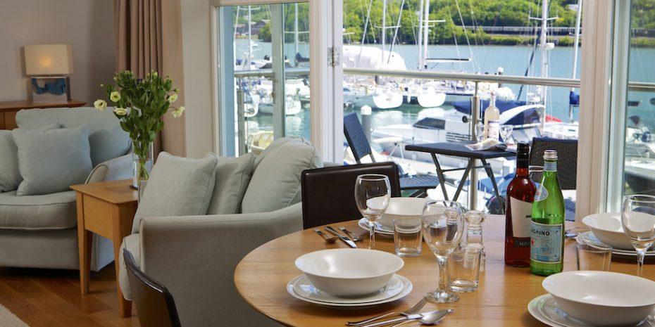 Luxury Holiday Homes - Dart Marina