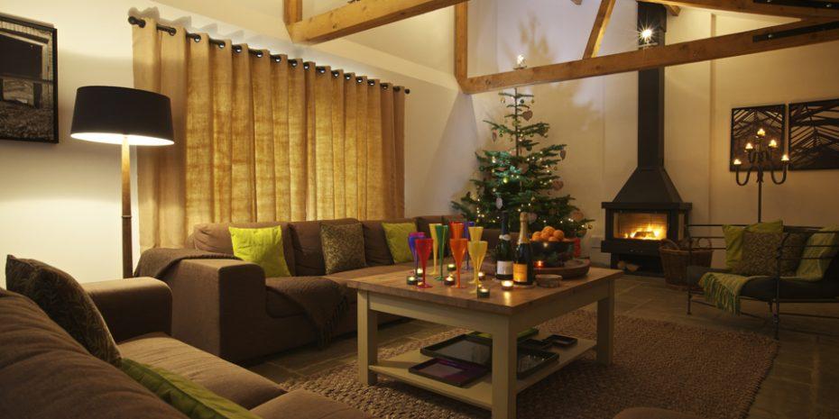 UK Christmas Breaks - Broad Downs Barn