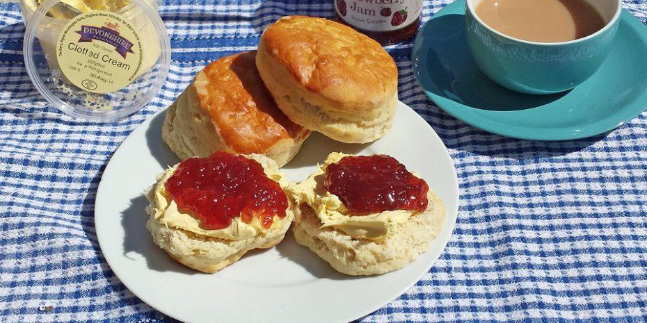 Top 5 places to enjoy a traditional Devon Cream Tea