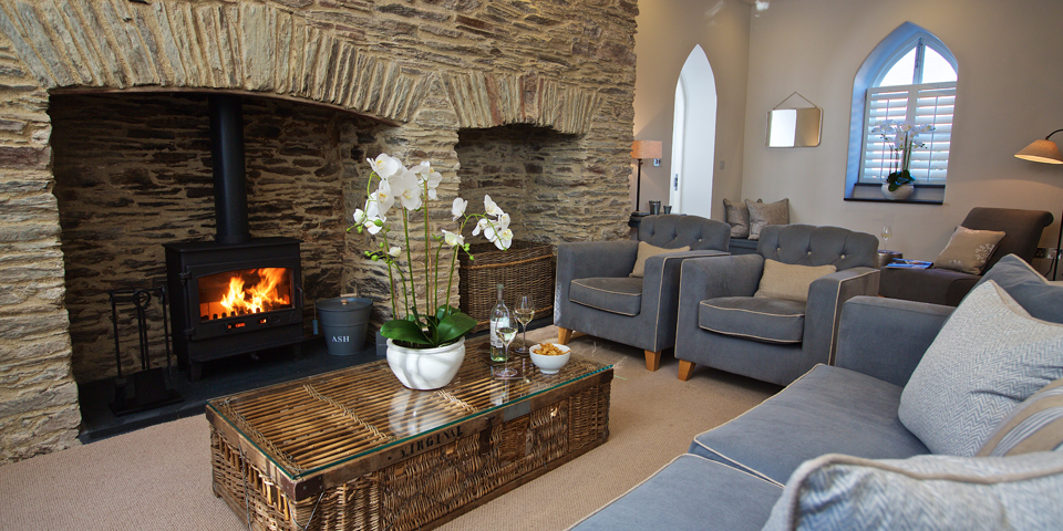 Luxury Family holidays in Devon - Hillfield Farmhouse - Hillfield Farmhouse