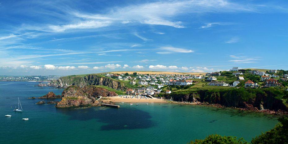 Hope Cove in South Devon