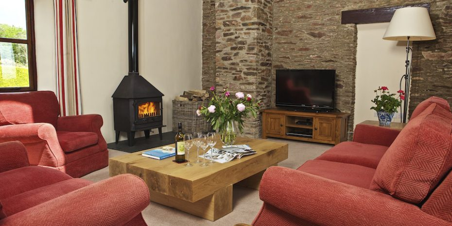 Luxury Holiday Homes - The Linhay