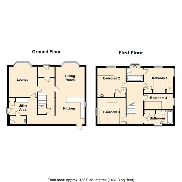 Tarqua Floor Plan