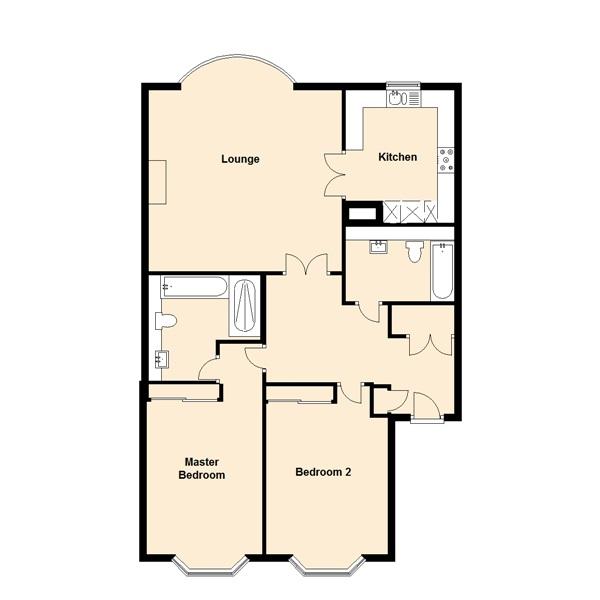 21 Dart Marina Floor Plan