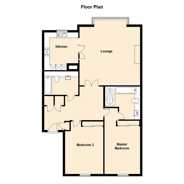 22 Dart Marina Floor Plan