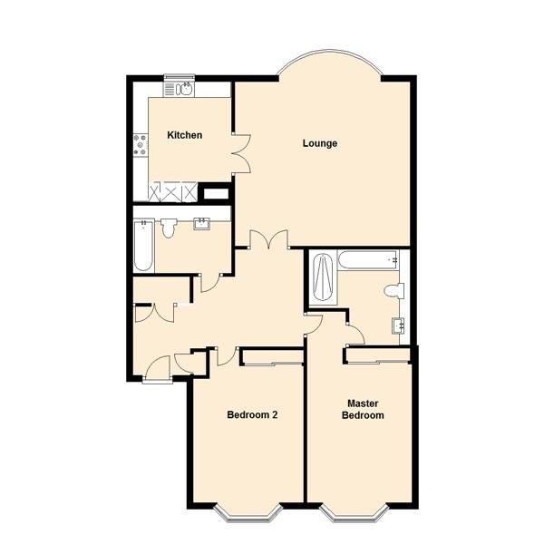 32 Dart Marina Floor Plan