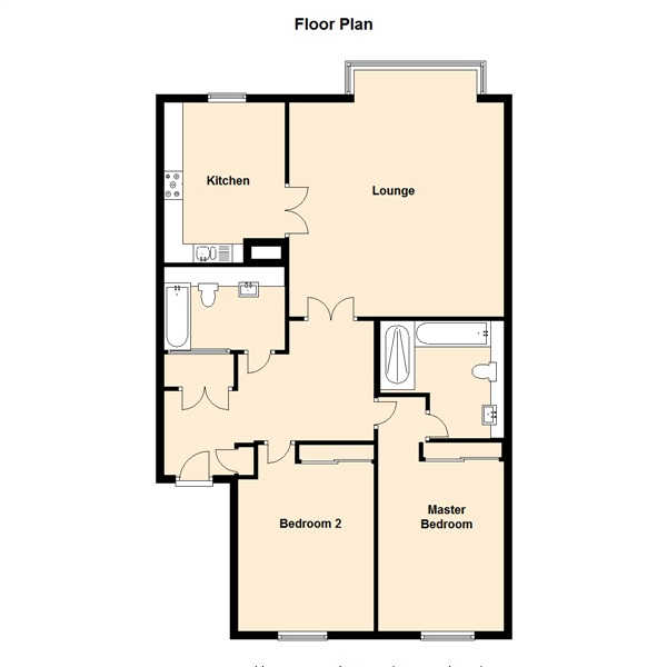 9 Dart Marina Floor Plan