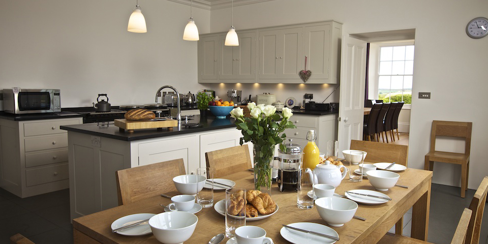 Holset House - luxury family holidays in Devon