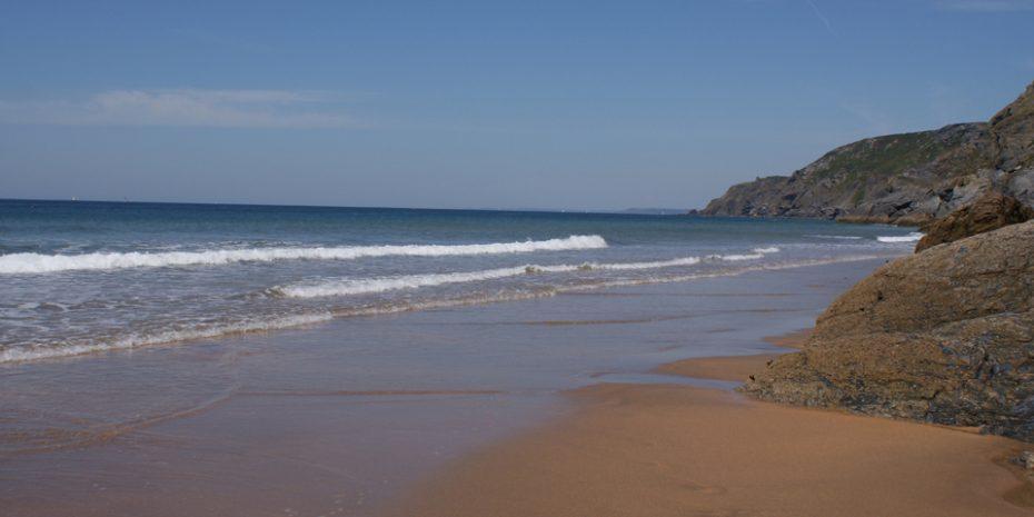 Salcombe beaches - Soar Mill Cove