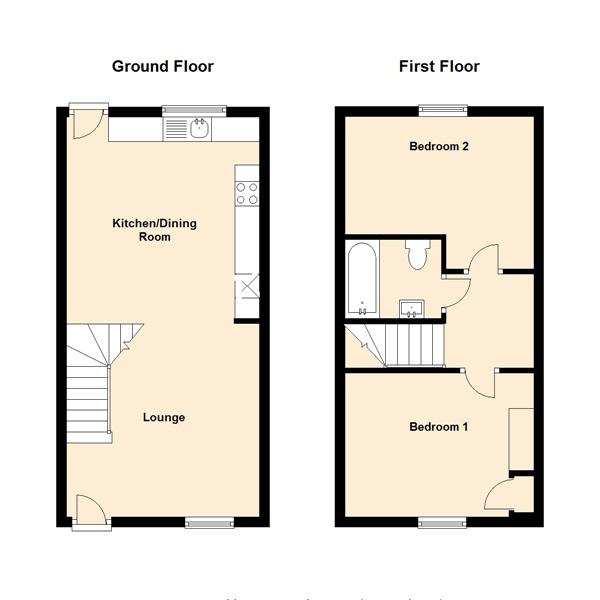 7 Charles Street Floor Plan