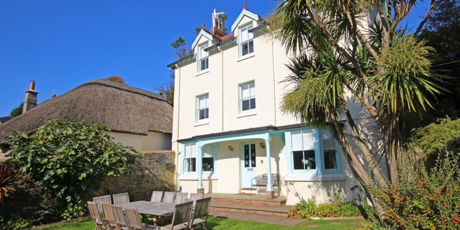 Holiday cottages by the Sea - Batson House