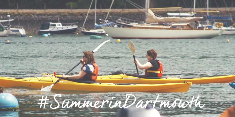 Groups - Summer holiday Dartmouth