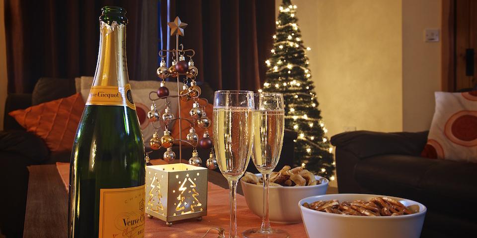 New Year Breaks in Salcombe - Hillfield Village