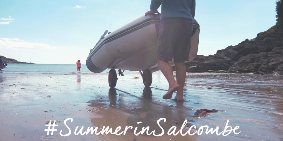 Boat - SummerinSalcombe