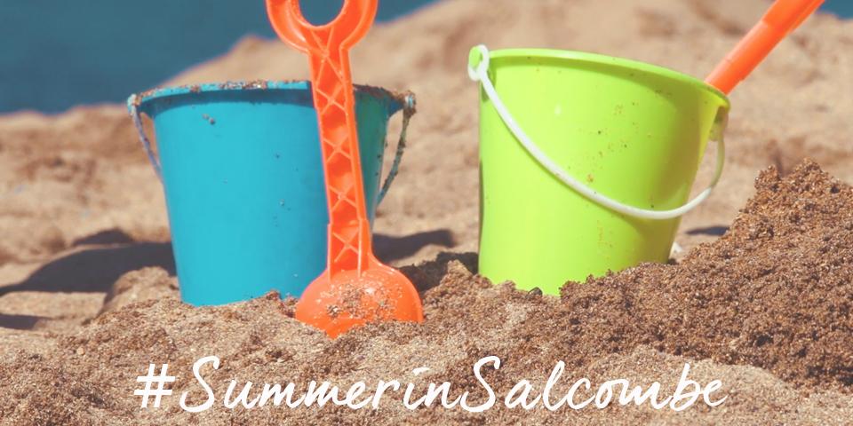 Bucket and Spade - SummerinSalcombe