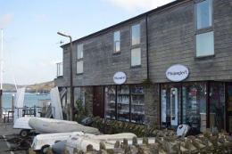 Bojangles gift shop in Salcombe
