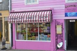 Cranch's sweet shop