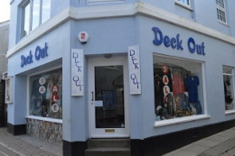 Deck Out on Fore Street