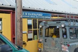 Hannaford on Island Street in Salcombe