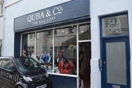 Quba & Co: The Sail Loft