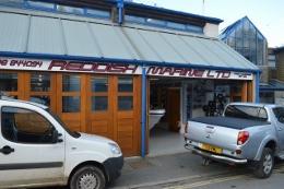 Reddish Marine Ltd in Salcombe