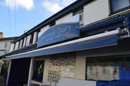 Salcombe Dairy Factory Shop