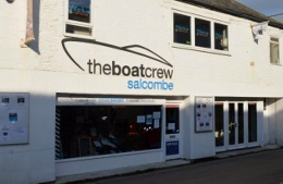 The Boat Crew, Salcombe