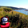 Salcombe walks for pushchair users