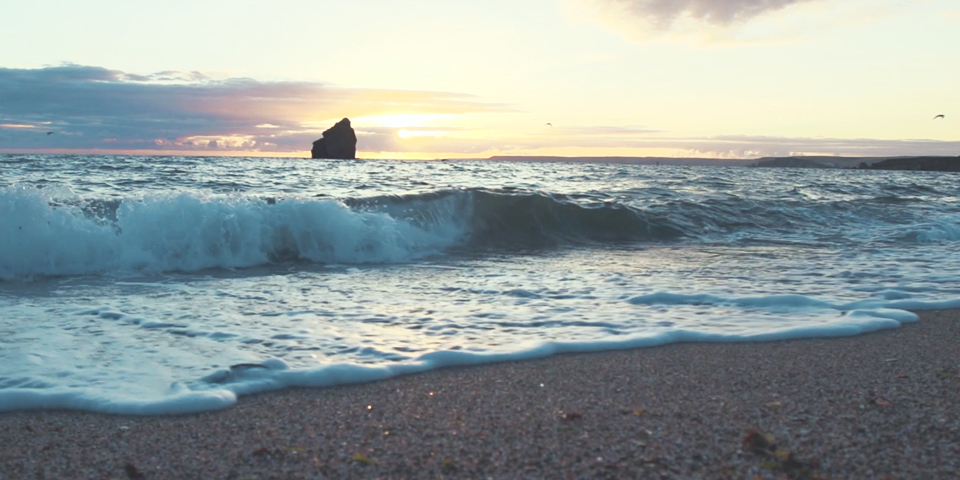 Summer in South Devon - Sunset