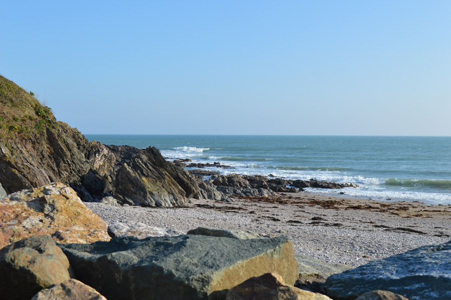 Lannacombe Beach, South Devon