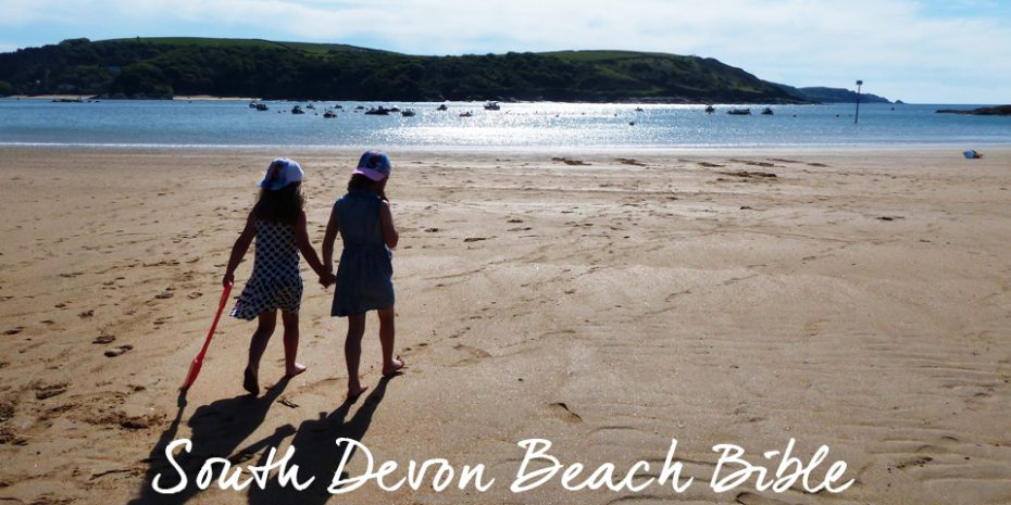 South Devon Beach Bible - a guide to the best South Devon beaches