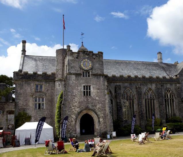 The Great Hall at Dartington