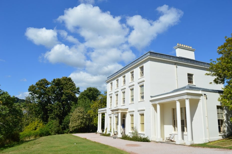 Greenway House, a top indoor attraction in Devon