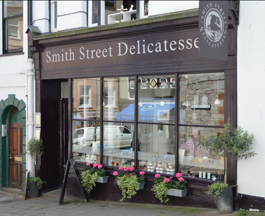 Smith Street Deli - a small but perfectly formed Dartmouth cafe